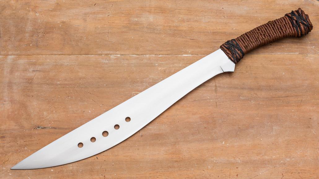 [031] Espada do filme: O Livro de Eli. - LGustavo - Custom Knives